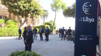 Cumhurbaşkanı Yardımcısı Oktay, Conte tarafından verilen akşam yemeğine katıldı (2) - PALERMO