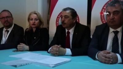 """Eğitim İş Genel Başkanı: """"Bakanımız bizi umutlandırıyor'"""