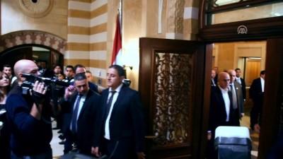 Hariri'den 'hükümetin kurulmasını Hizbullah engelliyor' açıklaması (1) - BEYRUT