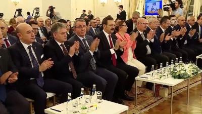 Hisarcıklıoğlu: 'Türkiye'nin ihracatının yüzde 85'ini 10 il üstleniyor' - ANKARA