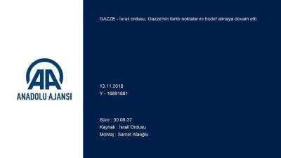 hukumet - İsrail, Gazze'nin farklı noktalarını hedef almaya devam etti - GAZZE