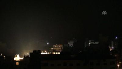 İsrail'in Gazze'ye yönelik saldırıları sürüyor - GAZZE