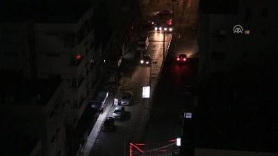hava saldirisi - İsrail jetleri El Aksa televizyonunu vurdu - GAZZE