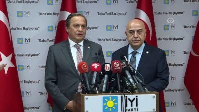 Kılıçdaroğlu-Akşener görüşmesinin ardından - ANKARA