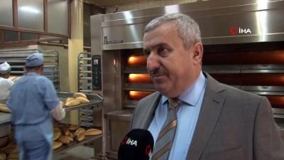 Kocaeli'de 1 liraya satılan ekmeğe vatandaşlardan büyük ilgi