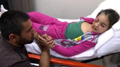 Küçük bedeninden savaşın izleri siliniyor - İSTANBUL