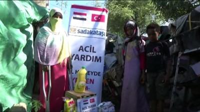 Sadakataşı'ndan Yemen'e acil yardım - HUDEYDE