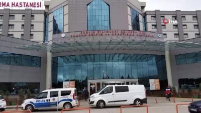 Samsun'da erkek hemşire koluna enjekte ettiği iğneden hayatını kaybetti
