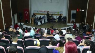 Silopi'de 'O Ses Silopi Yarışması' düzenlendi