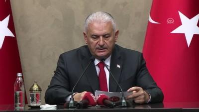 TBMM Başkanı Yıldırım: 'Belarus ile dostane ilişkilerin geliştirilmesi en büyük hedefimizdir' - ANKARA