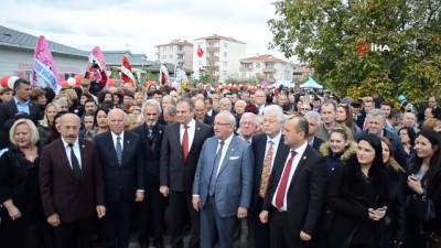 Tekirdağ'da Osman Tabak Kampüsü açıldı