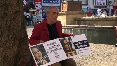 Trafik kazası sonrası organları bağışlanan Aleyna'nın davası - ANTALYA