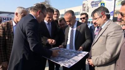 Ulaşımda 'İhtisas' yapıldı