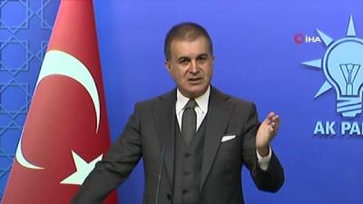 hukumet -  AK Parti Sözcüsü Ömer Çelik: 'Bu ziyaret insani bir ziyarettir. Her insani ziyaretten siyasi sonuçlar çıkartmaya başlarsak bunun sonu gelmez. Kendisi de ifade etti. Gittiğinde r