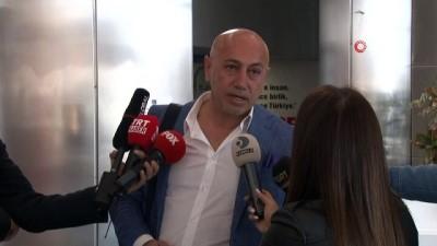 toplanti -  CHP'li Aksünger: ' İki partinin adayı olmak rozetsiz olmak anlamına gelmez'