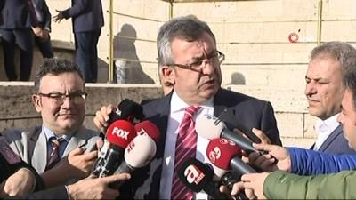 CHP'li Altay: ''Anayasa'nın 67. maddesine göre seçimlerle ilgili çıkarılan kanunlar, düzenlemeler bir yıl içinde yapılacak seçimlerde uygulanamaz''