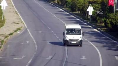 'Drift' yapan sürücüye 5 bin 10 lira ceza - ÇORUM