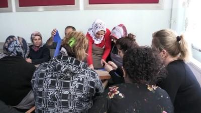 El sanatlarının kadın usta adayları yurt dışına açıldı - GAZİANTEP