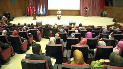 Erbaş: 'Kadın ve gençliğe yönelik eğitimin hayati bir öneme sahip olduğu açıktır' - ANKARA