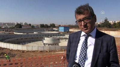 Göksu Çayı Gaziantep'e 'can suyu' olacak