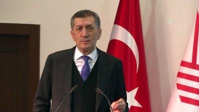 Milli Eğitim Bakanı Selçuk: 'Eğitim hep kontrol edilen bir alana dönüştü' - ANKARA