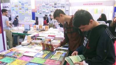 Okullardan '37. Uluslararası İstanbul Kitap Fuarı'na yoğun ilgi - İSTANBUL