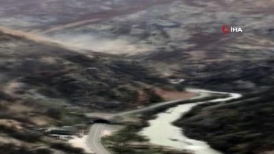 Tunceli'de 15 sığınak imha edildi
