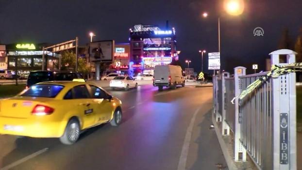 kimlik tespiti - Unkapanı Köprüsü yakınında ceset bulundu - İSTANBUL