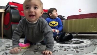 1 lira yüzünden ölüyordu... 9 aylık Mustafa bebeğin boğazındaki para operasyonla alındı