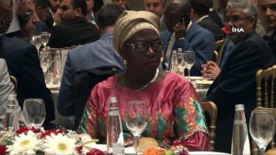 ihracat rakamlari -  Afrikalı büyükelçi ve ataşeler onuruna yemek