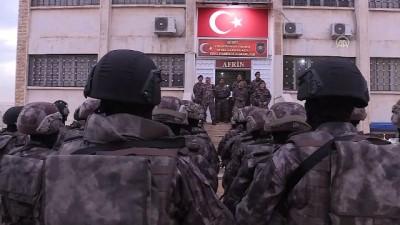 ozel harekat polisleri - Afrin'in güvenliği özel harekata emanet (1) - AFRİN
