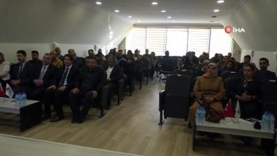 Ağrı'da KOSGEB 90 kişiyi girişimci yaptı