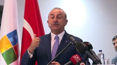 Çavuşoğlu: ''Dış politikada temel felsefemiz girişimci ve insani dış politikadır' - ANTALYA