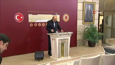 - CHP İstanbul Milletvekili Mehmet Bekaroğlu, Aygun'ü eleştirdi
