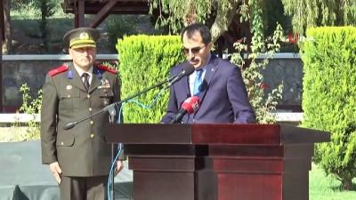 - Cumhurbaşkanı Yardımcısı Oktay, Boğaz Şehitliğini ziyaret etti
