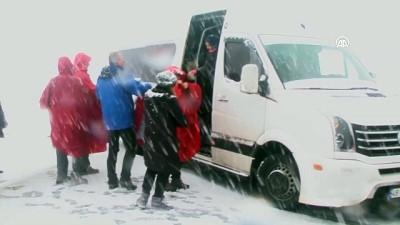 Doğuda kış : Muş'ta 32 köy kapalı