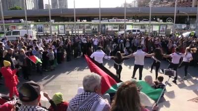 baskent - Filistin'in bağımsızlık ilanının 30. yıl dönümü - MELBOURNE