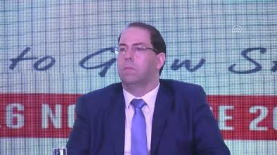 Futurallia İş Forumu Tunus'ta başladı