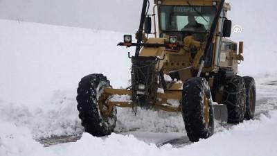 Kar yağışı - MUŞ