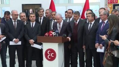 Her Açıdan - MHP belediye başkan adaylarını açıkladı - ANKARA