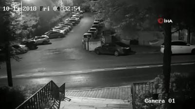 ozel harekat polisleri -  Motosiklet hırsızı çete kamerada