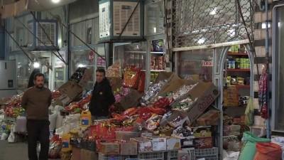 hukumet - Nahçıvan'dan günlük alışveriş için İran'a geçiyorlar