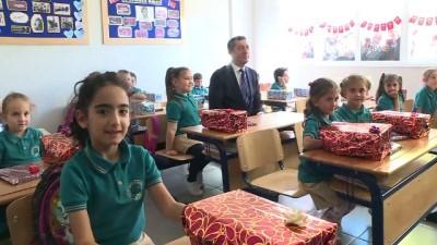 Necati Başkırt İlk ve Ortaokulu açılış töreni - Milli Eğitim Bakanı Selçuk (2) - ANTALYA