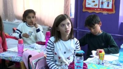 okul kantini - Öğrenciler 'iyilik kart' ile iyiliğe teşvik ediliyor - ŞANLIURFA