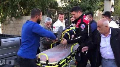 Otomobil ile motosiklet çarpıştı: 1 yaralı - ADIYAMAN