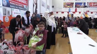 Pakistan'dan Suriyeli çocuklara giyim yardımı - KAHRAMANMARAŞ