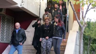 Telsizli uyuşturucu operasyonu polise takıldı: 9 Gözaltı