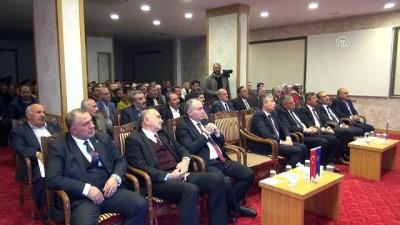 Türk-İş Başkanı Atalay, 'Çalışma Hayatındaki Güncel Gelişmeler' seminerine katıldı - BİTLİS