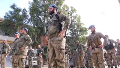 Afrin polisinin özel timine 'özel eğitim' (1) - AFRİN