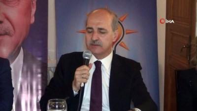AK Parti Genel Başkan Vekili Kurtulmuş: 'ABD'den FETÖ konusunda siyasi kararlılık bekliyoruz'